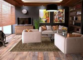 Protecting Timber Floor
