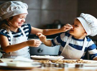 Child-Friendly Kitchen Tips